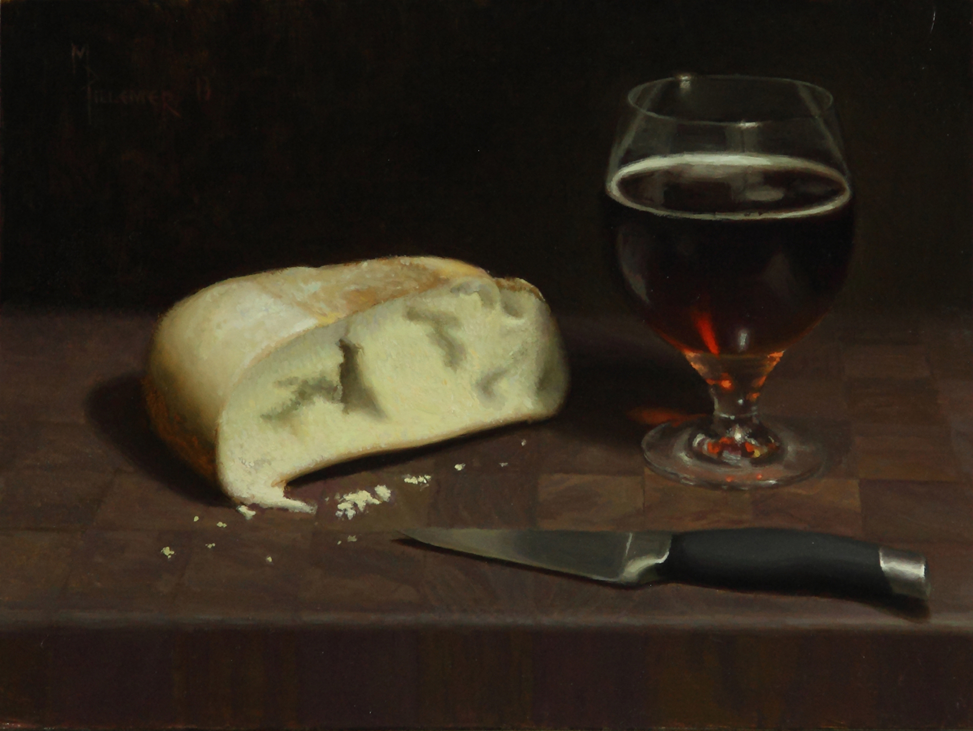 Bread and Belgian Beer