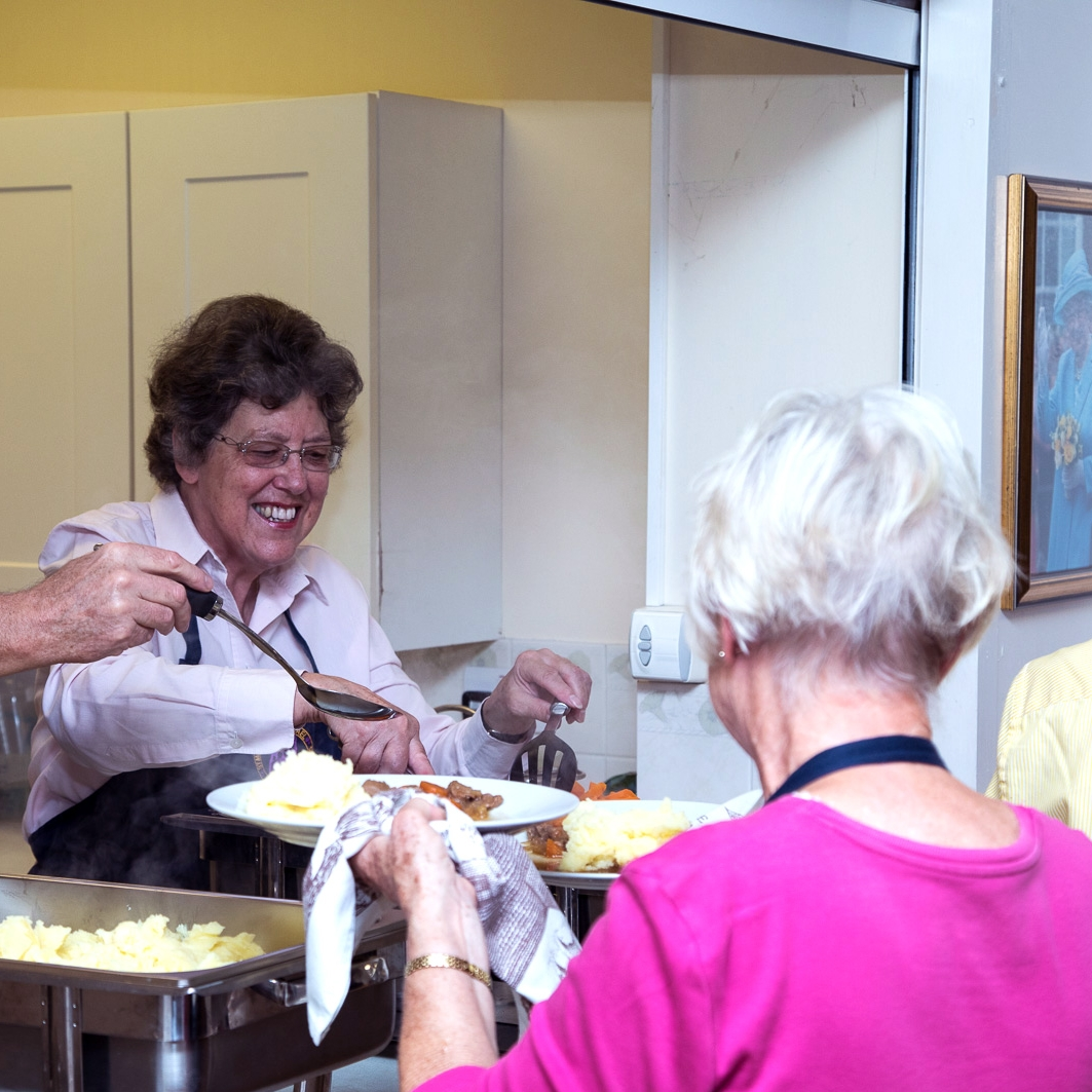 Wednesday Lunch Club - 12.30pmThe third Wednesday of the monthSt Mildred's Church Hall, Church Road, TenterdenA light lunch for those who live alone.