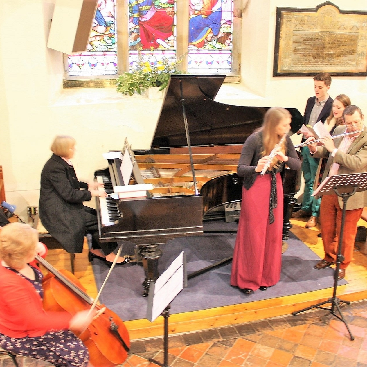 St. Mildred's Music Group - 9:30amThe first Sunday of every monthSt. Mildred's ChurchThe Music Group is a multi-instrumental ensemble which plays at the All-Age Worship on the first Sunday of the month and occasionally at other times in the year. All instrumentalists are welcome!