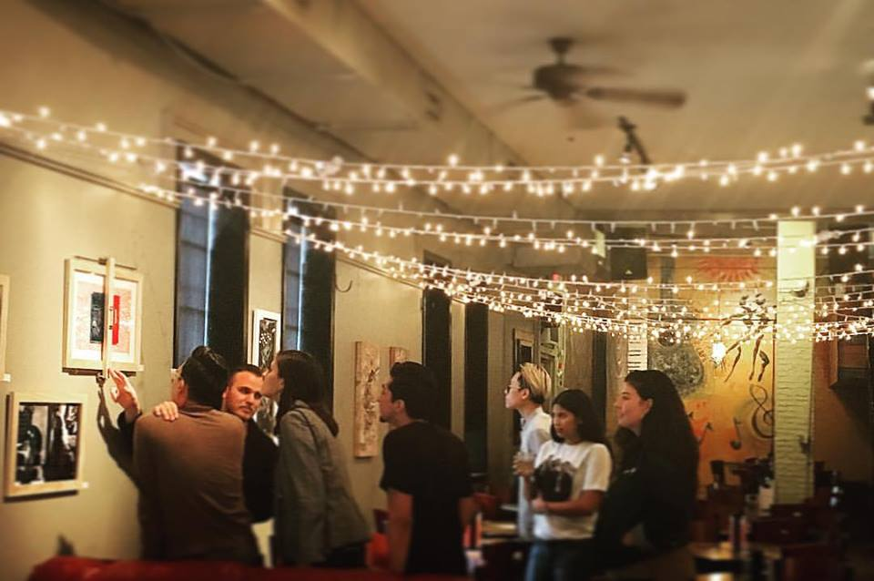 third thursday art step - On the third thursday of every month come out for a reception featuring our newest artist & their work.