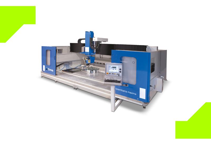 Brembana Maxima — The Glass Machinery Company Ltd