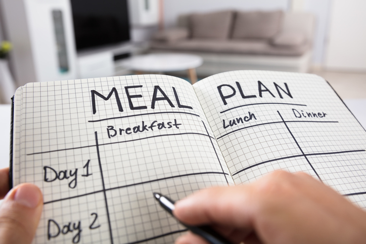 Learn about meal planning strategies that will promote healthy eating habits.