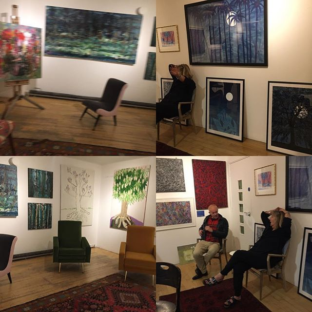 #affordableart @kensingtonantiqueartdecorative #opentoday @tabernaclew11 #comeandsee