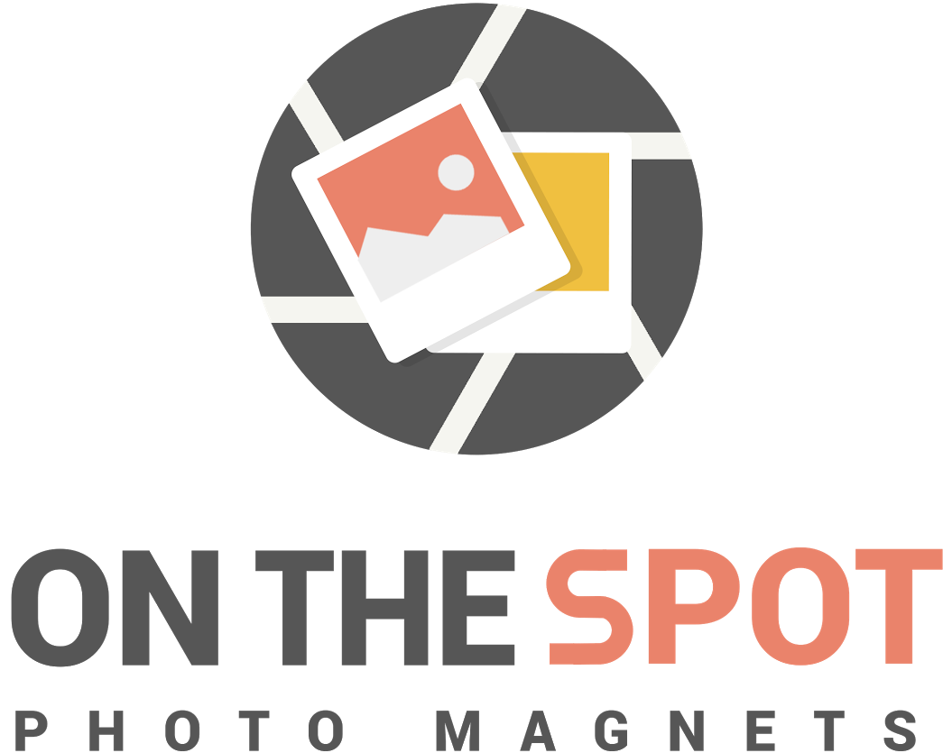 On The Spot Photo Magnets
