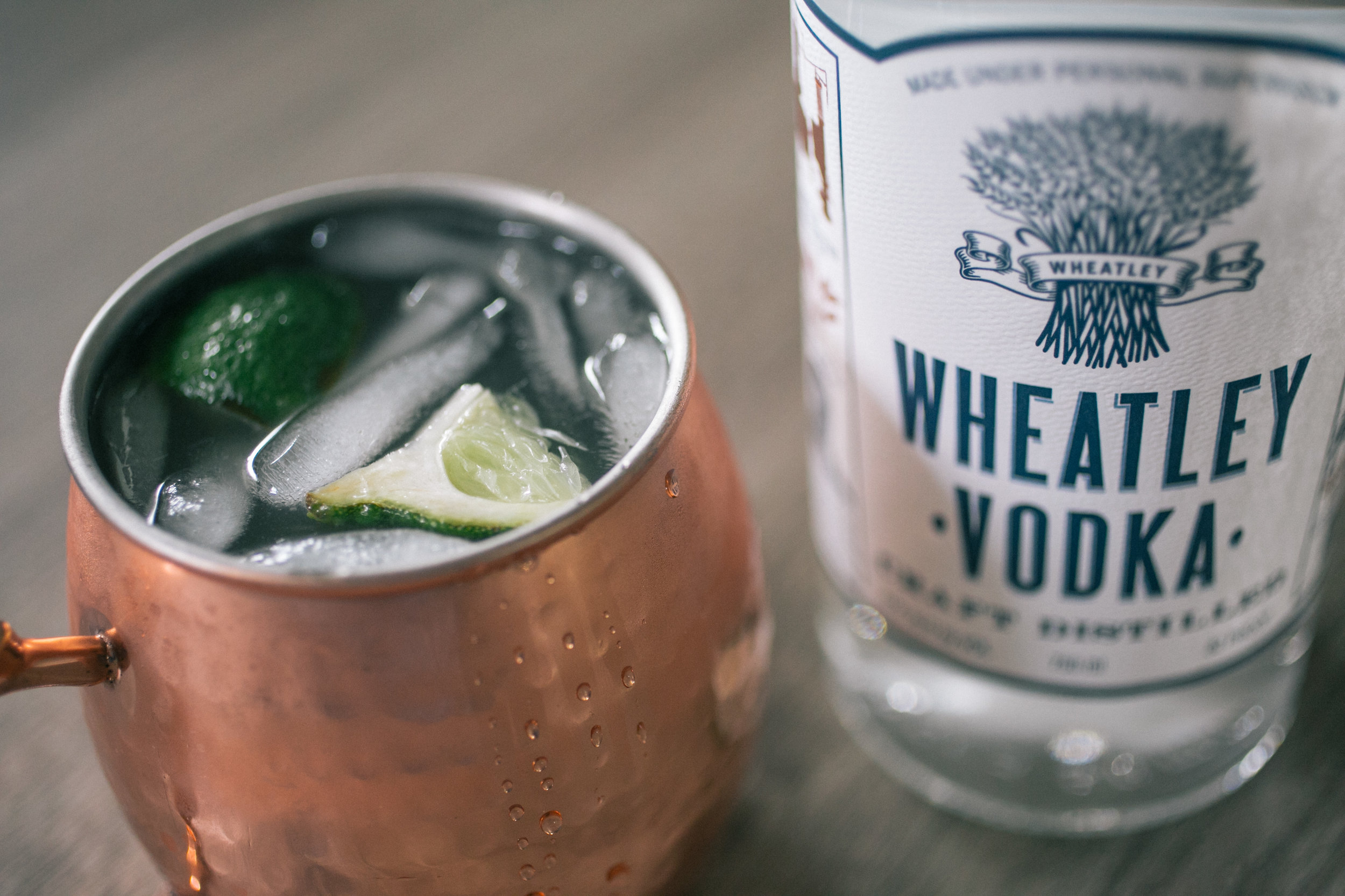 Wheatley vodka moscow Mule -