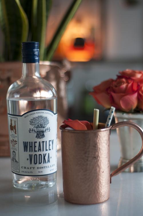 wheatley vodka far east mule -