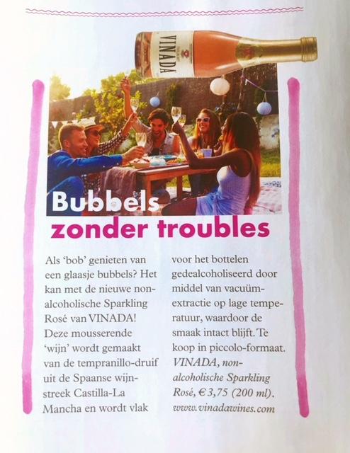 Bubbels zonder troubles
