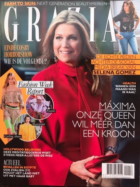 cover GRAZIA VINADA