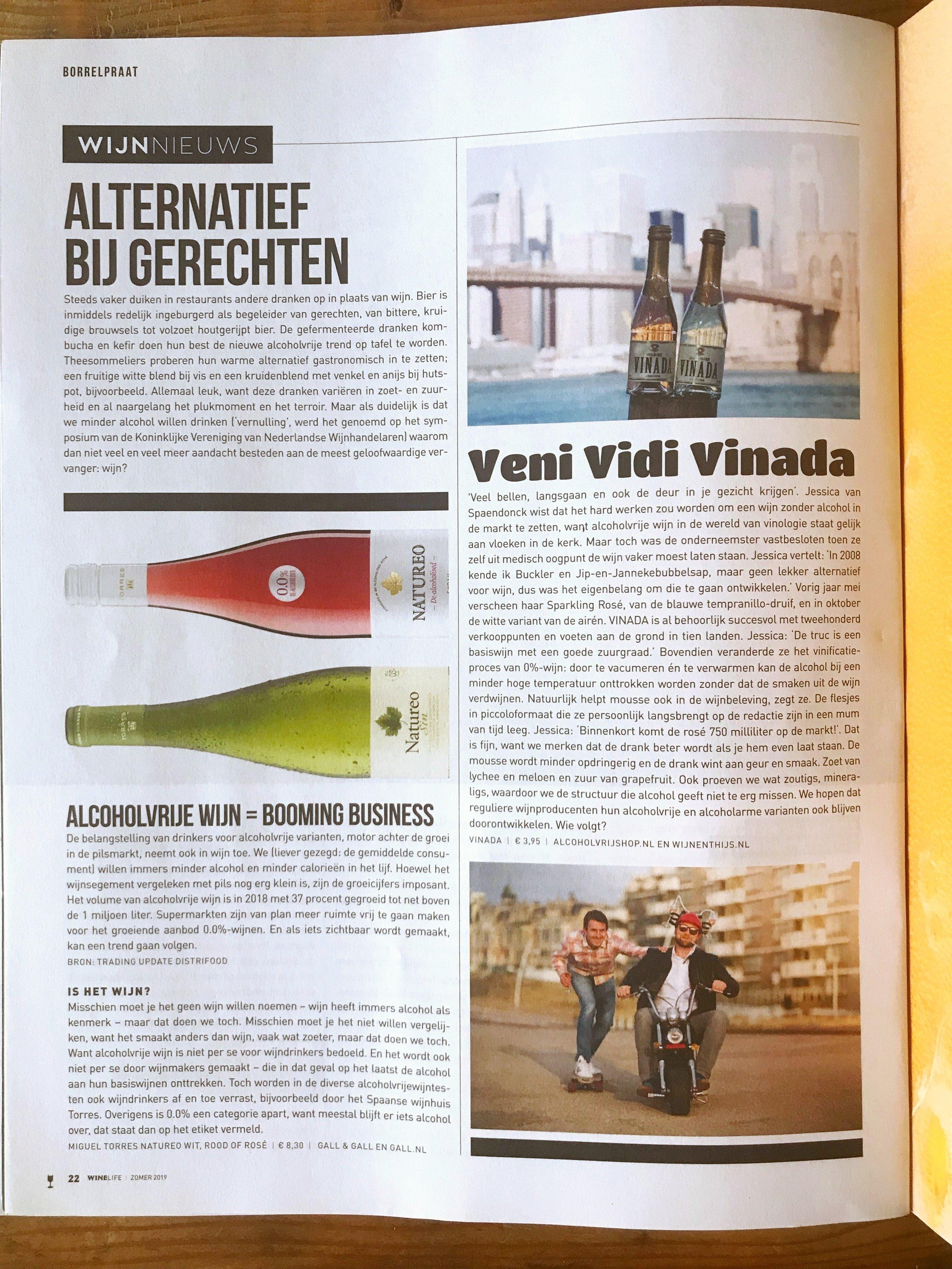 VINADA - WineLife