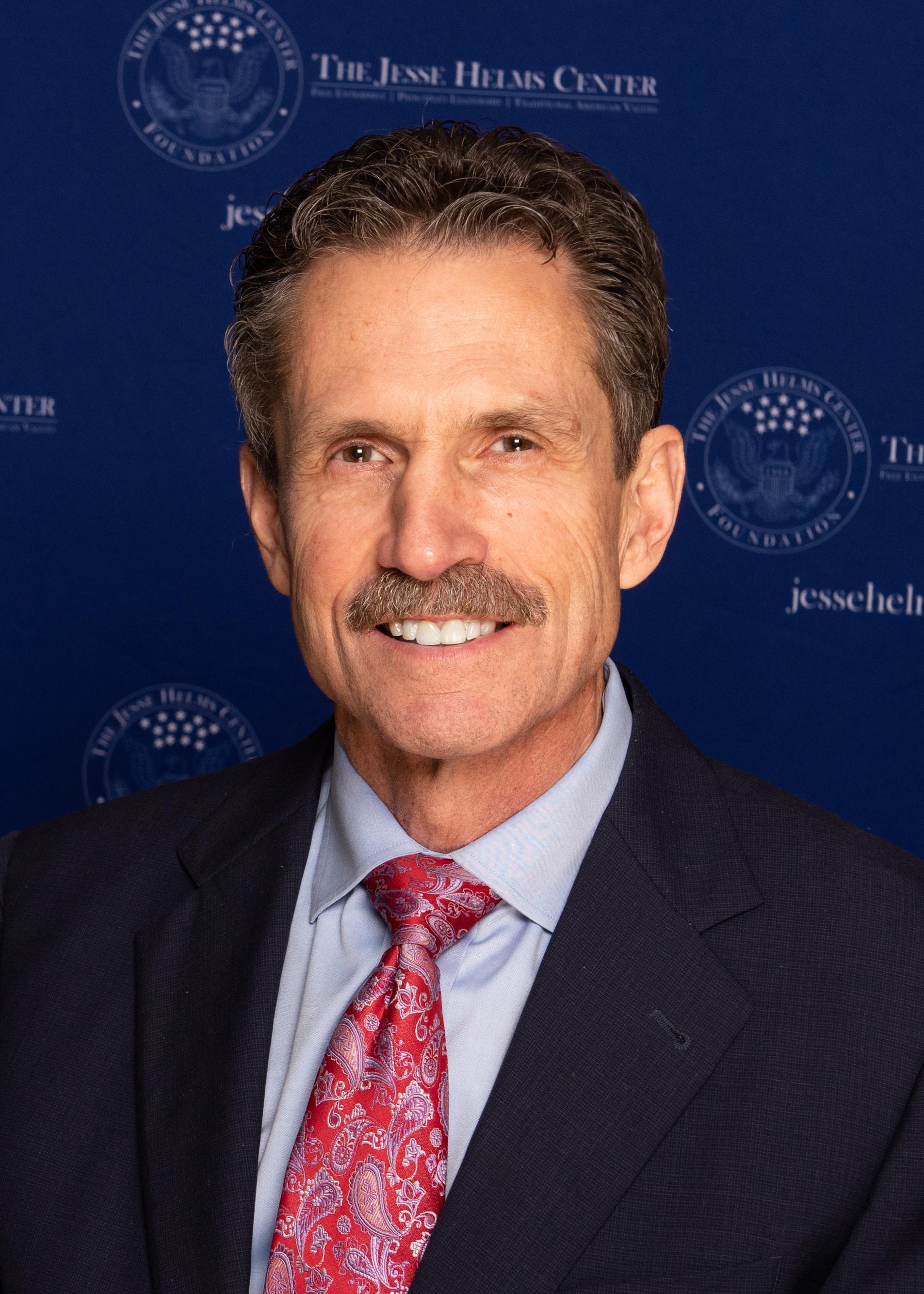 John Dodd   President Emeritus of the Jesse Helms Center, Creator of the Free Enterprise Leadership Challenge