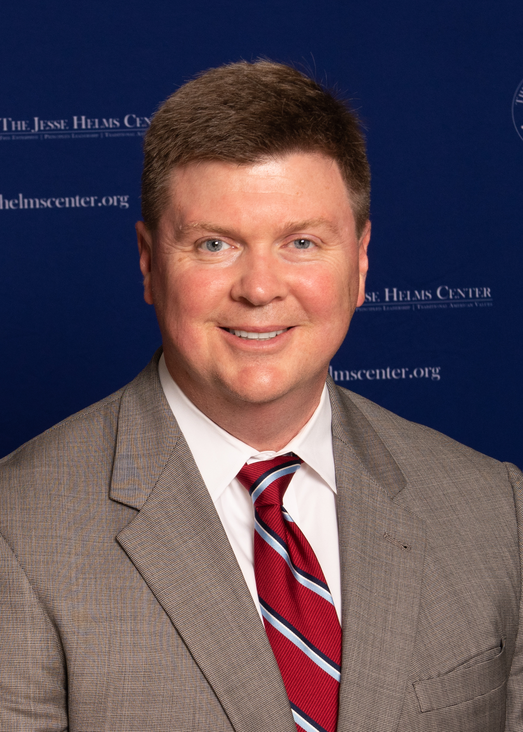Brian Rogers   President of the Jesse Helms Center, Director of the Free Enterprise Leadership Challenge