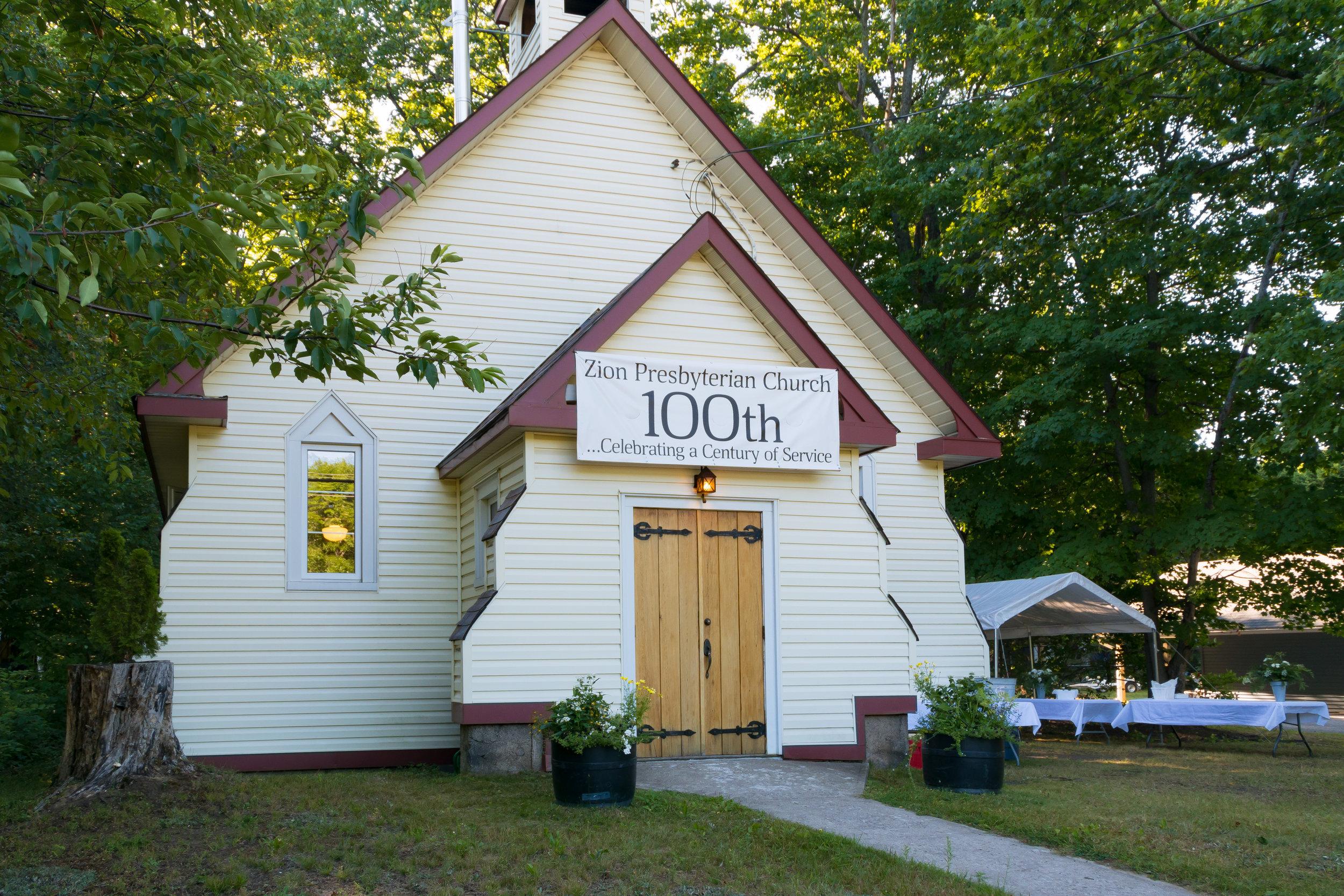 Zion Presbyterian in Torrance