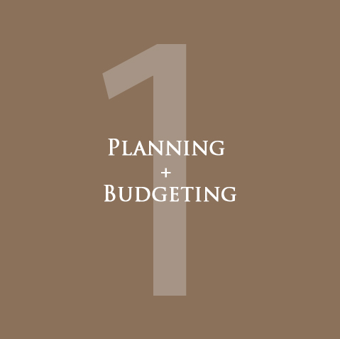 Our House Design + Build - Planning and Budgeting