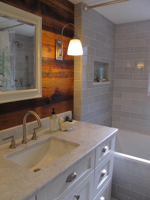 VAN NORDON RD. GUEST BATHROOM