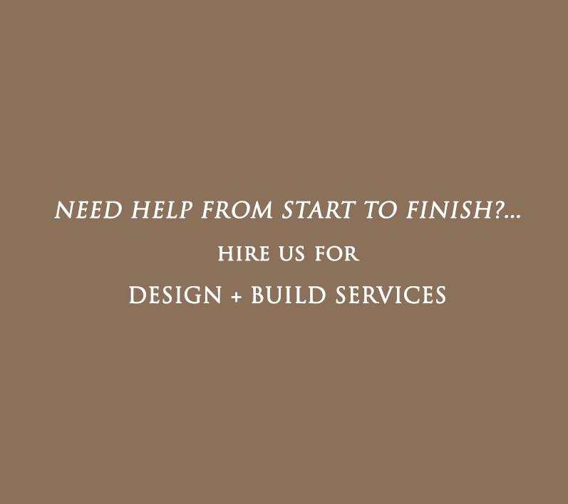 Design Build Services - Our House Design Build - Reading MA