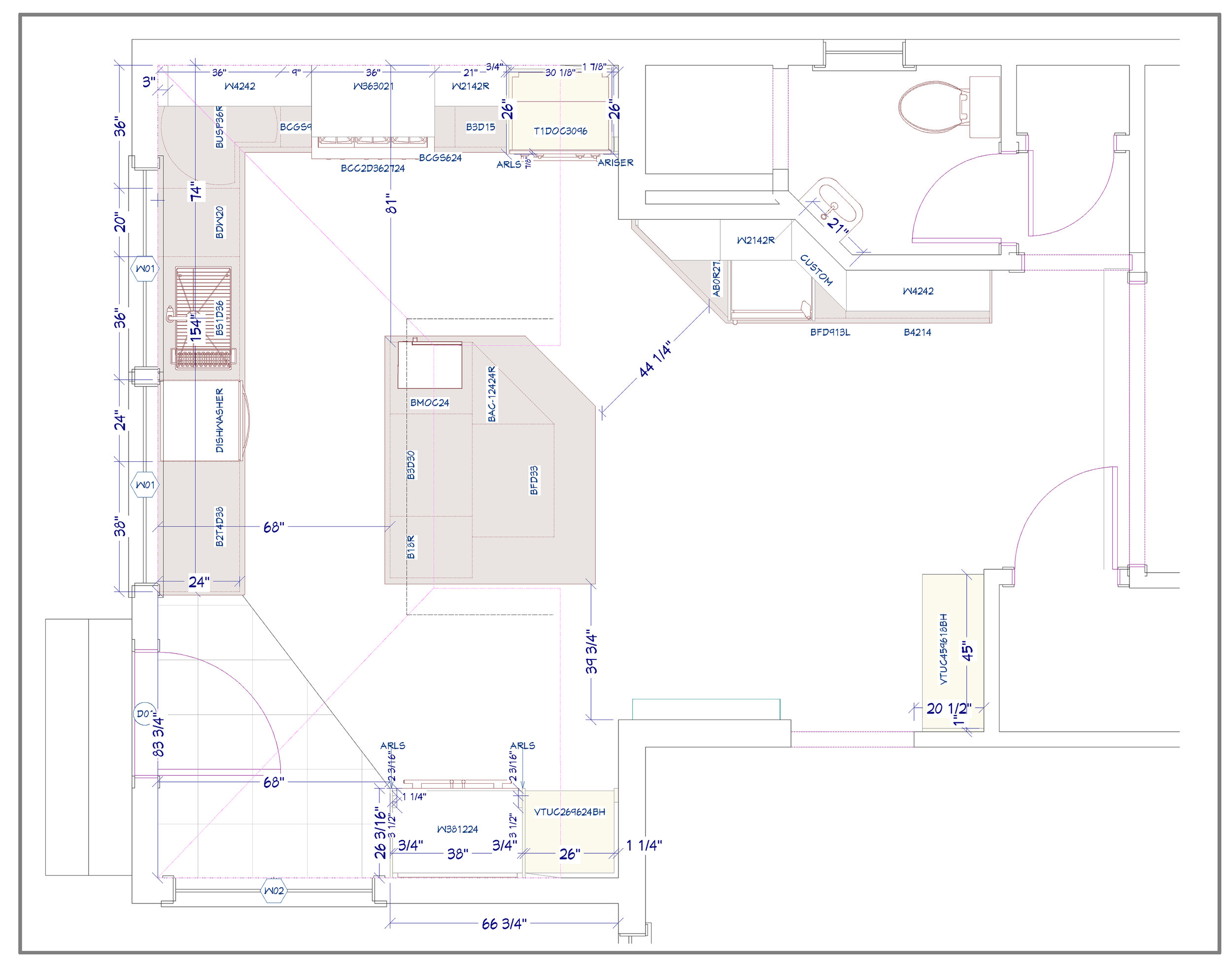 Planning the project - OUR HOUSE design + build, Reading MA