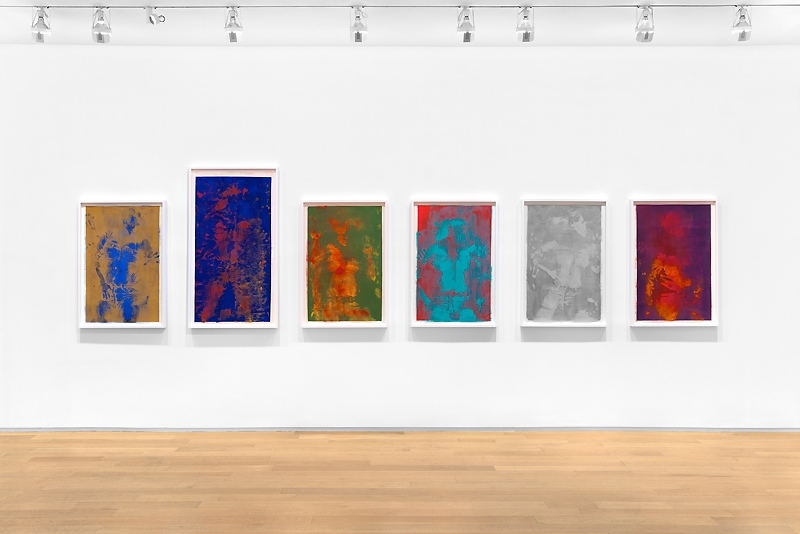 Keltie Ferris Body Prints - Mitchell-Innes and Nash