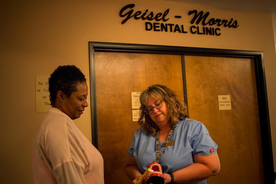 dental clinic hiv aids fort worth