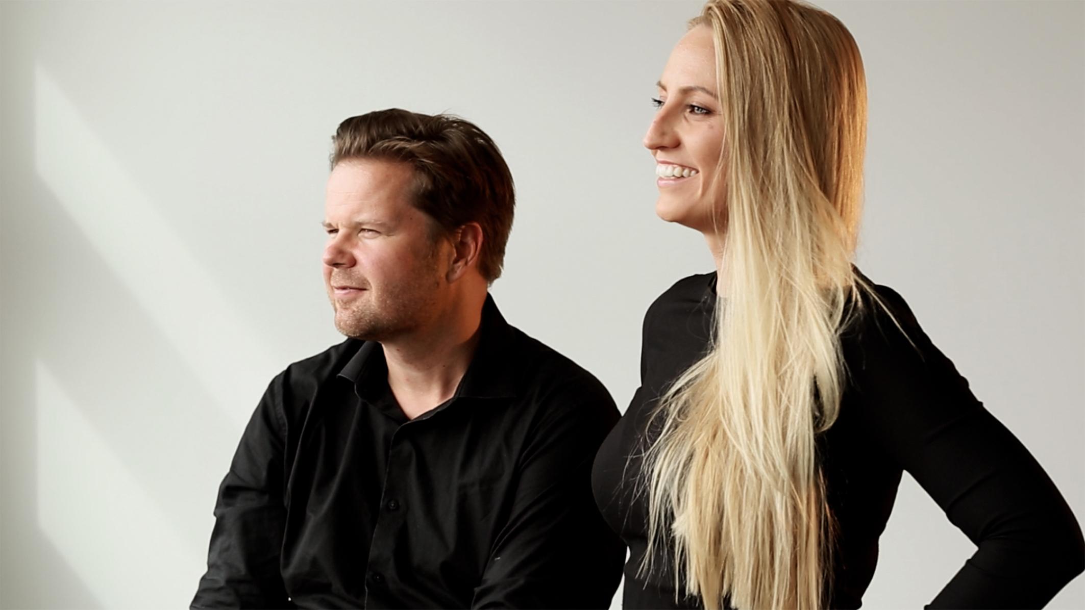 Arkkitehdit Emmi Keskisarja ja Janne Teräsvirta