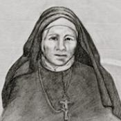 sœur Saint Agnes - (1825-1890)