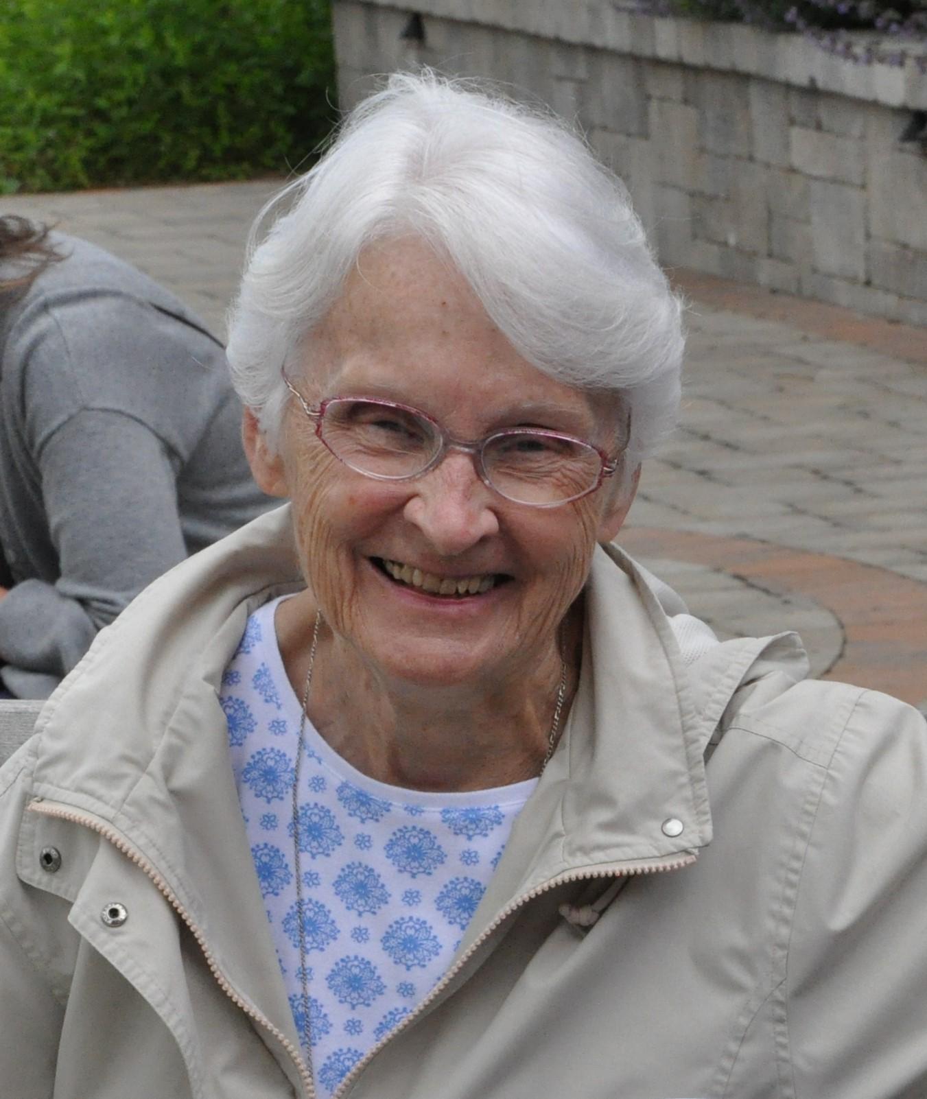 Frances Lane, RSHM