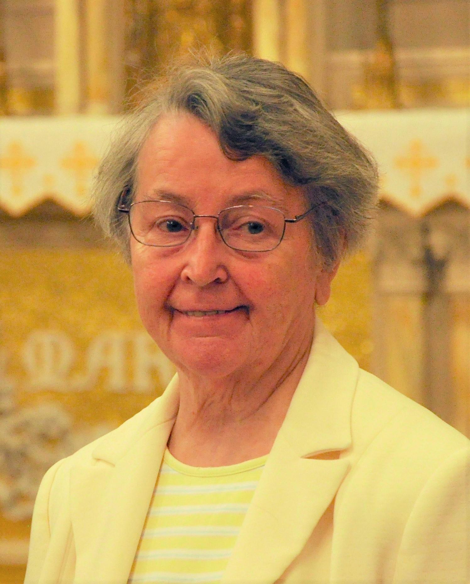 Anne Marie Hill, RSHM