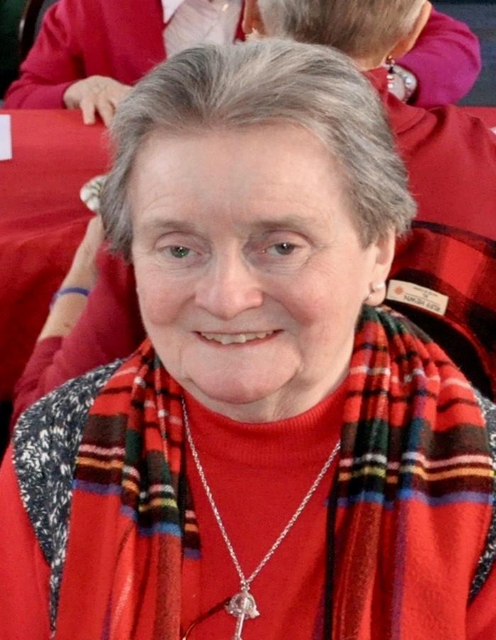 Margaret Ellen Flannelly, RSHM