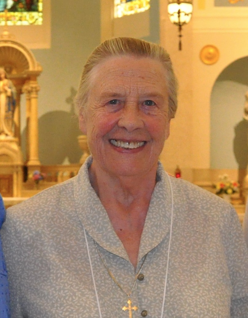 Brigid Murphy, RSHM