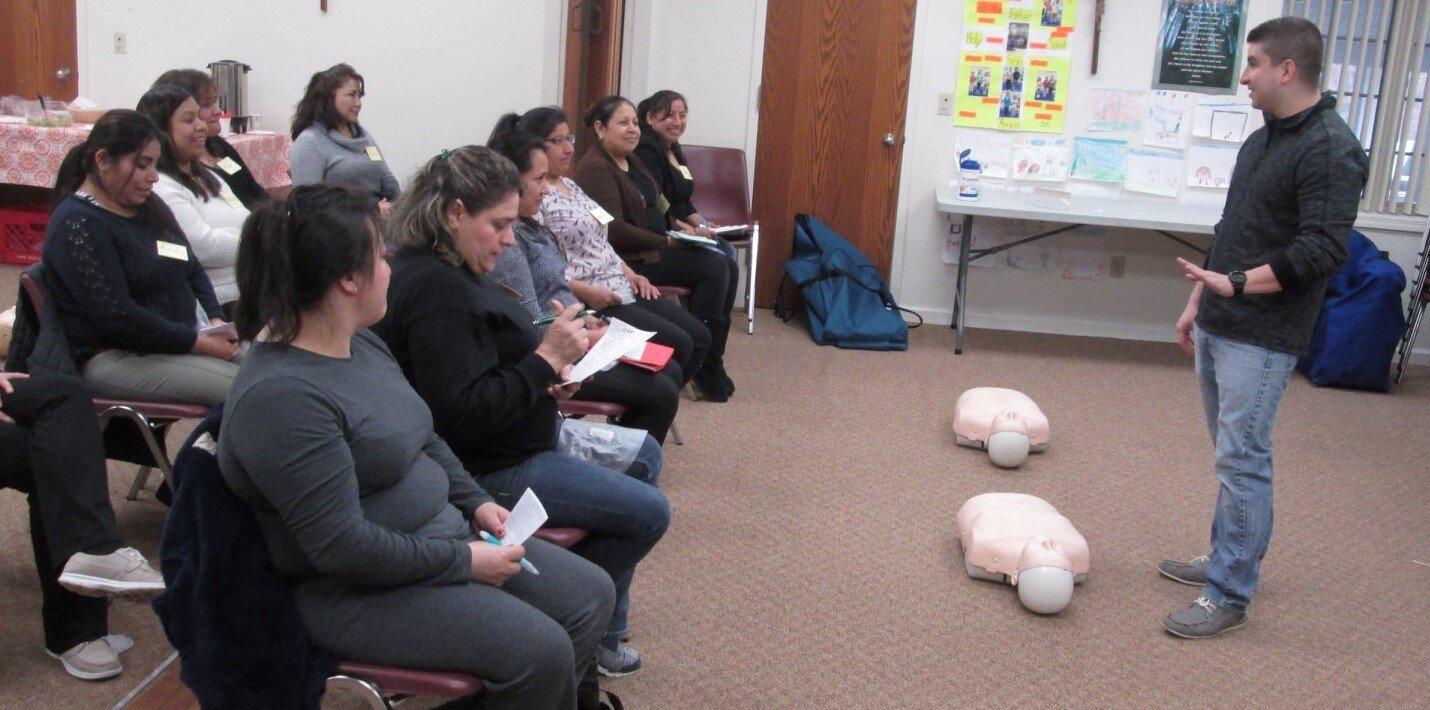 WorkplaceSafety & Health Workshops - Talleres de Seguridad y Salud en el Lugar de Trabajo
