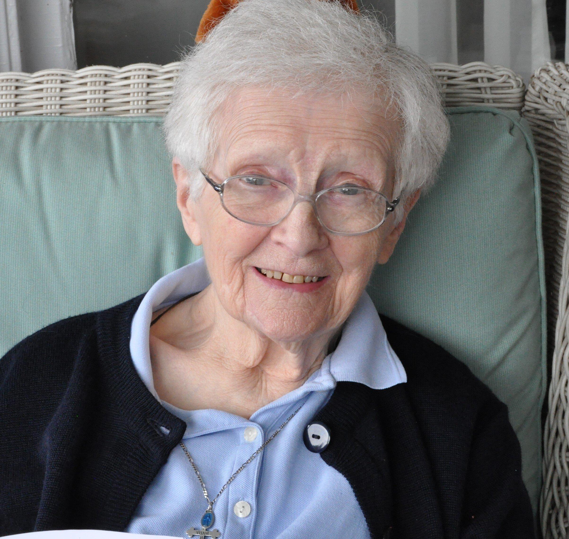 Catherine Brown, RSHM