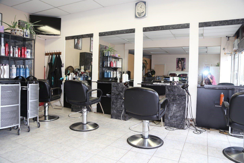 Beauty Salons at Fairbank - Diego's Hair Styles : 1966 Eglinton Ave. West Toronto, ON. Phone: 416-241-3065Habana Hair Salon : 1914 Eglinton Ave. West Toronto, ON. Phone: 416-784-4483Golden Scissors Hair Salon: 2354 Dufferin St. Toronto, ON. Phone: (416) 785-1864Latin Hair Design by Luis: 1889 Eglinton Ave W. Toronto, ON. Phone: 416-785-1977