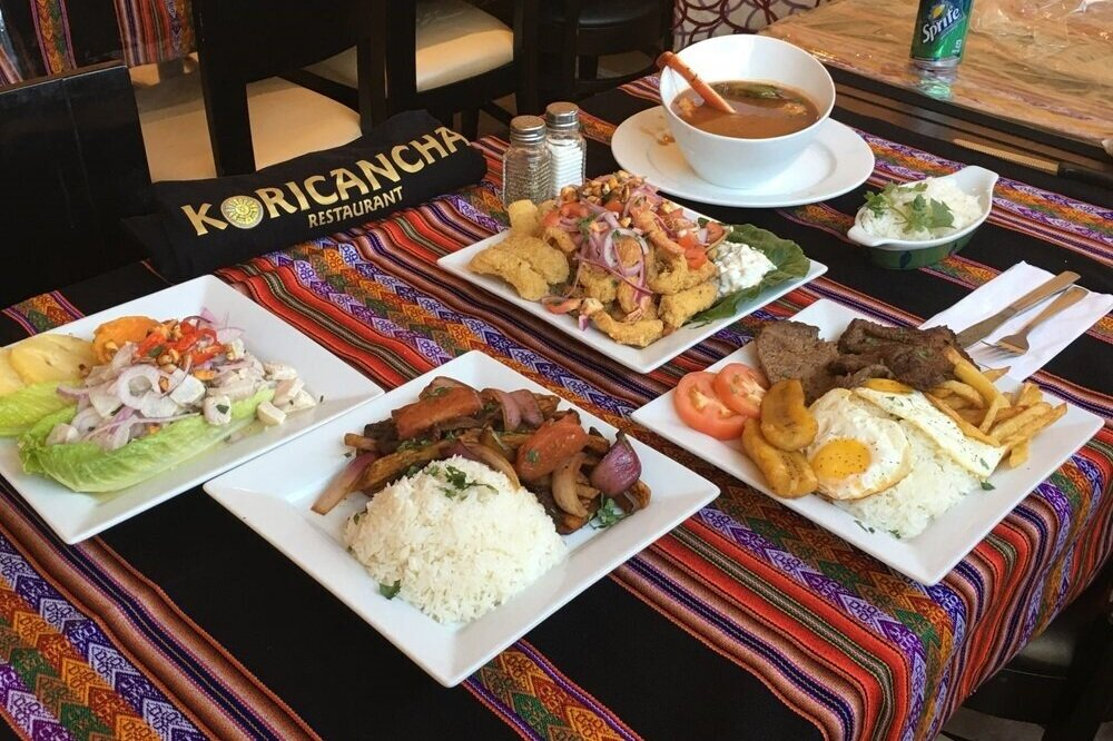 - Peruvian cuisine nowadays is one of the most well known in the world. You can delight yourself with marvellous ceviche, jalea or lomo salteado, among others exquisite dishes.