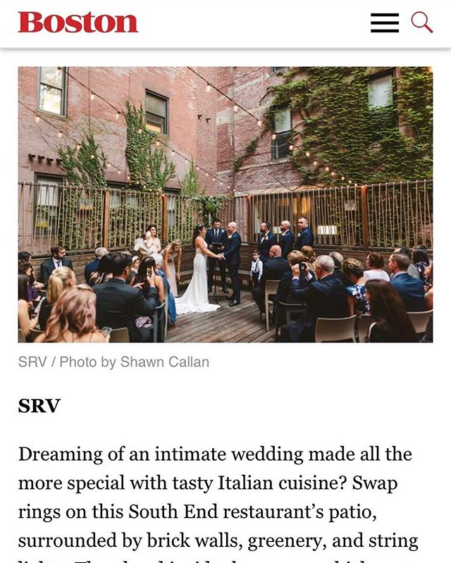 D'yana and Steve looking stunning in @bostonmagazine ❤️❤️ #VBbrides #bostonweddings #SRV #topweddingvenues