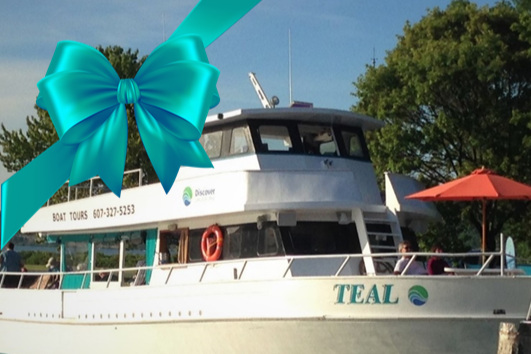 Discover Cayuga Lake Gift Card