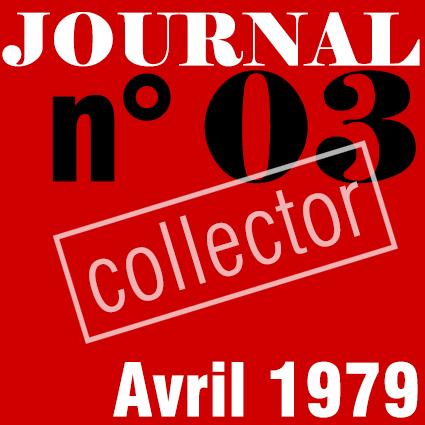 PREMIER SYNDICAT / JOURNAL N°03 - AVRIL 1979