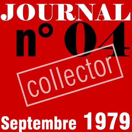 PREMIER SYNDICAT / JOURNAL N°04 - SEPTEMBRE 1979