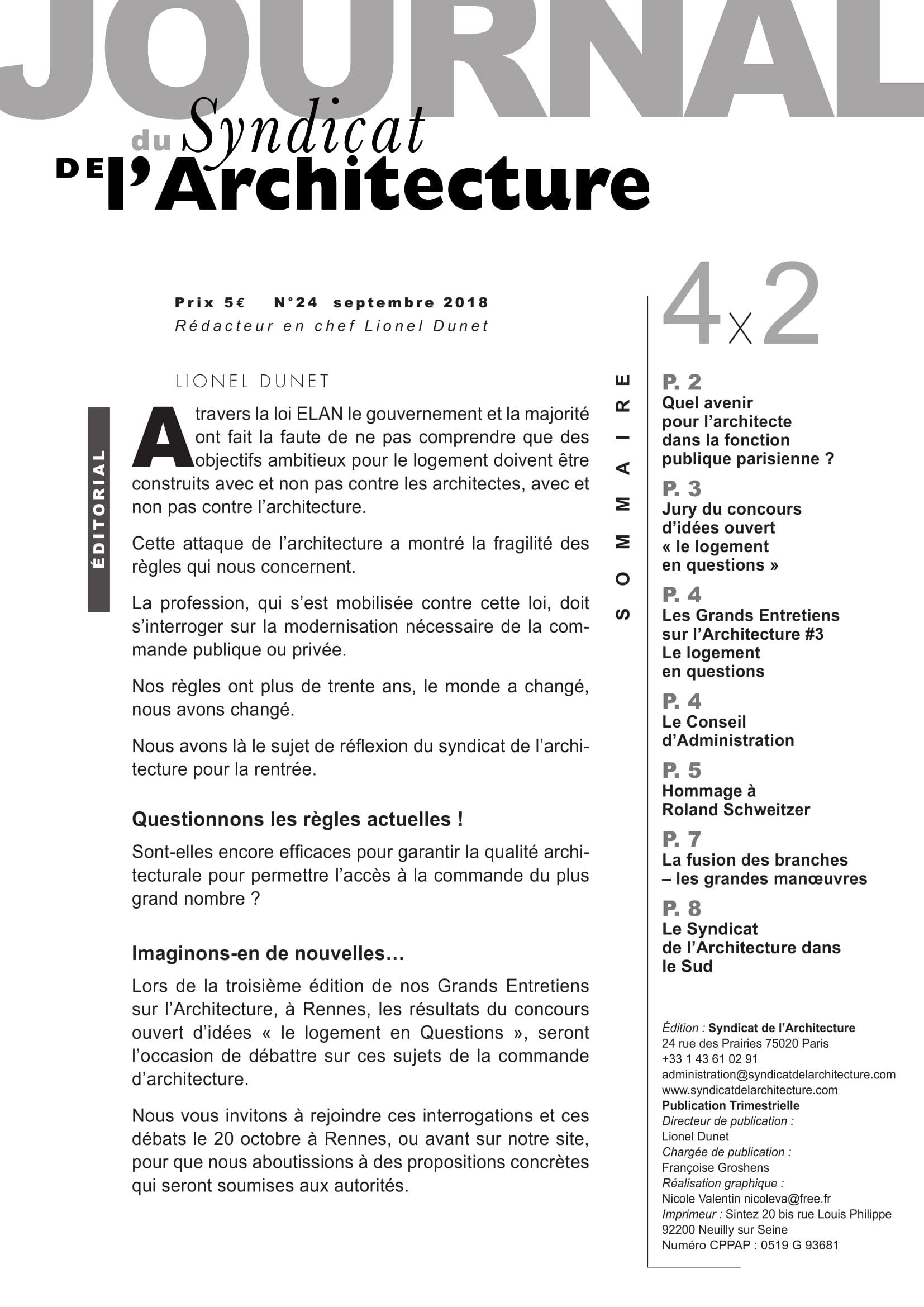 JOURNAL N°24