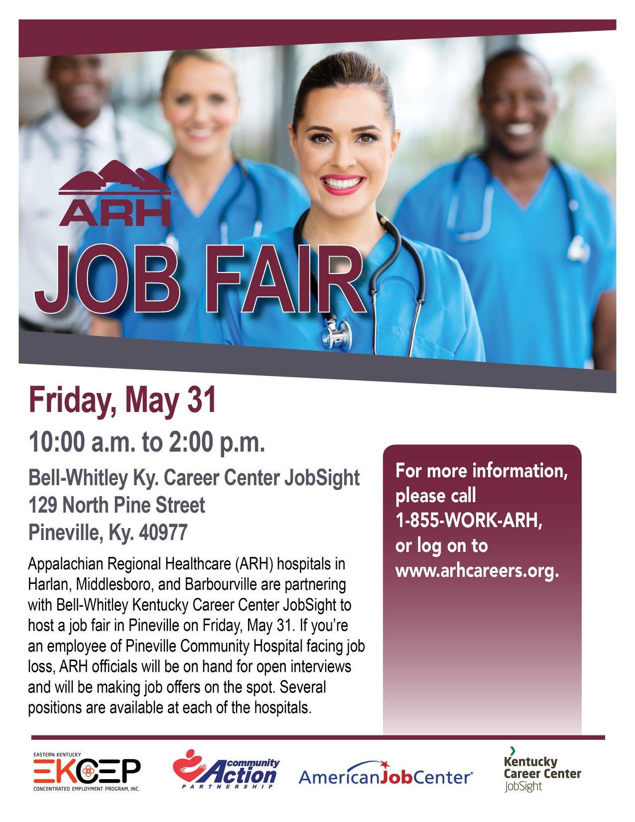 ARH Job Fair Pineville.jpg