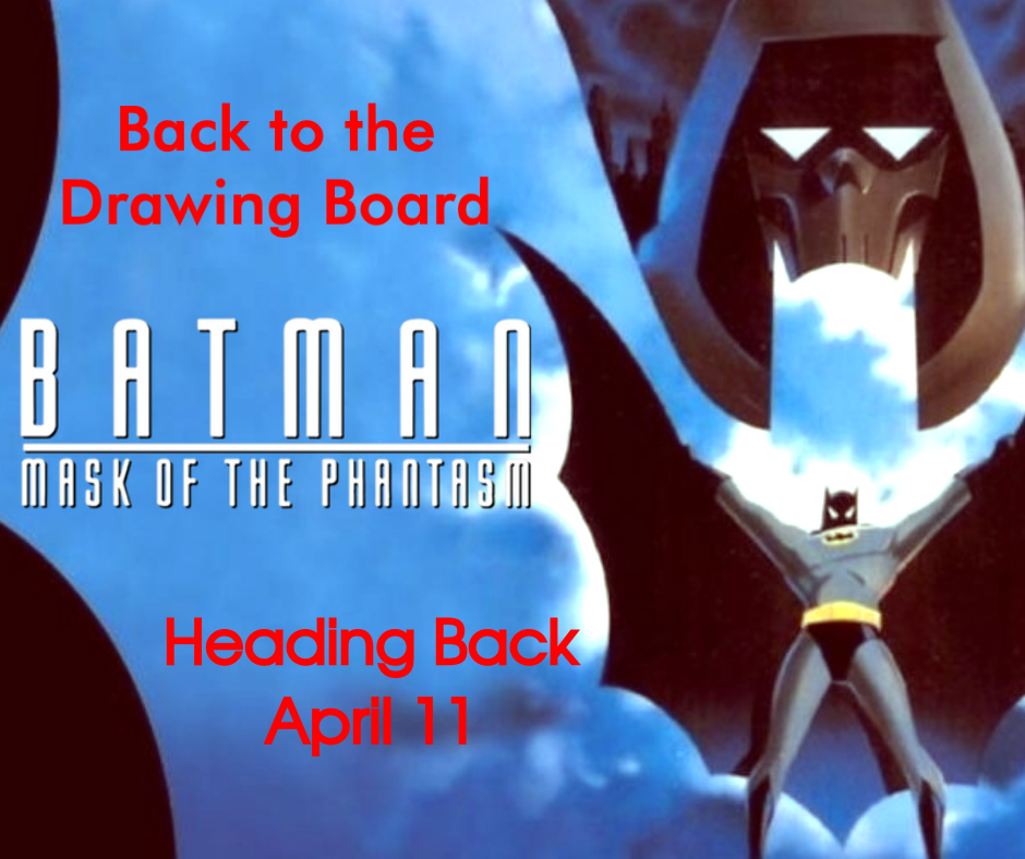 back to the drawing board -