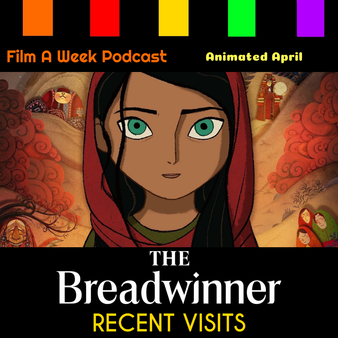 "ep. 133: Recent Visits - ""The breadwinner"" -"
