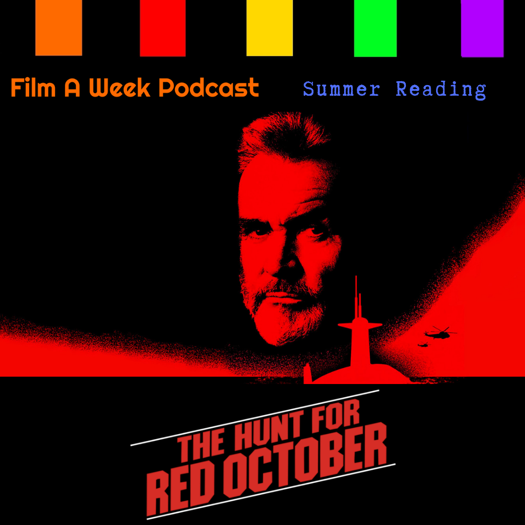 "ep. 144: summer Reading program - ""The hunt for the red october"" -"
