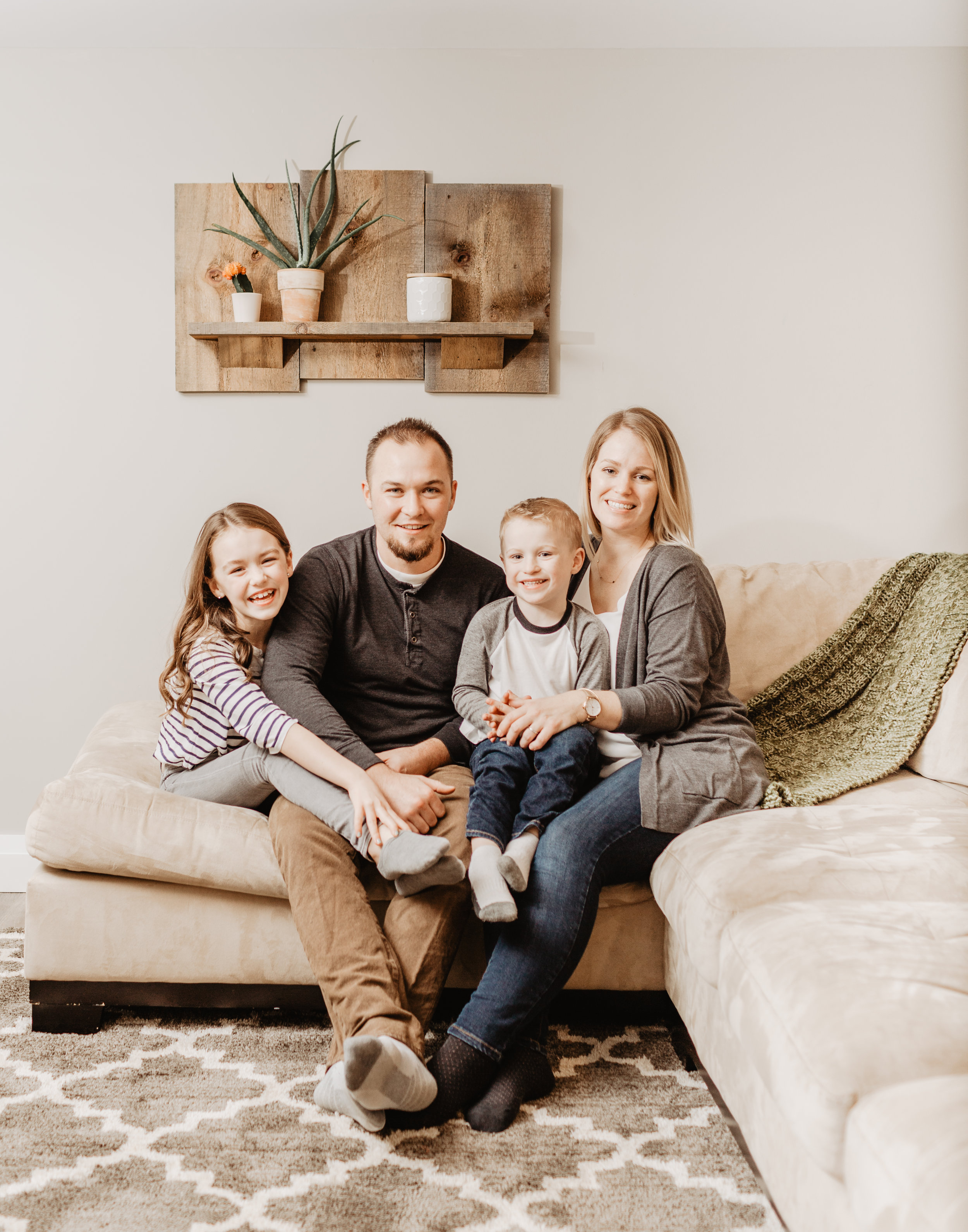 The Jamieson Family