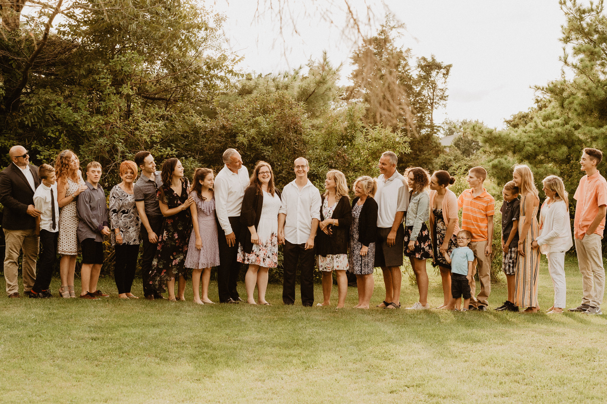 The Townsley Family