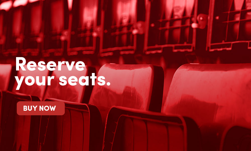Reserve your seats