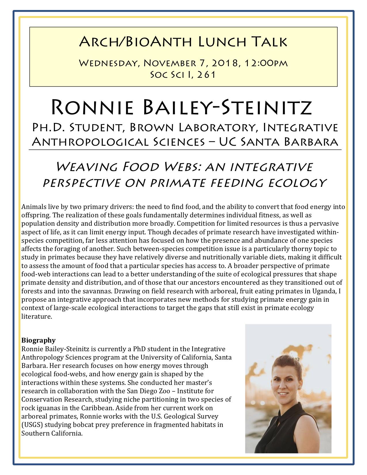 Steinitz UCSC Talk Flyer.png