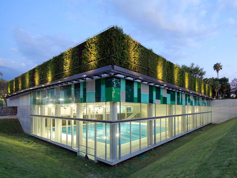 Guadalajara Country Club (Colaboración Verde 360) - Jardines Verticales