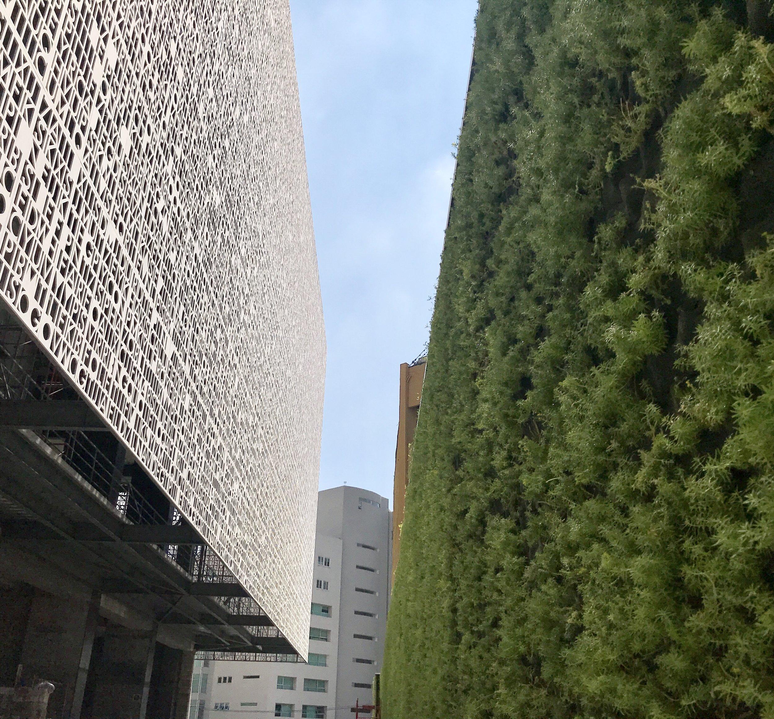 TAM 1,000 - Jardines Verticales