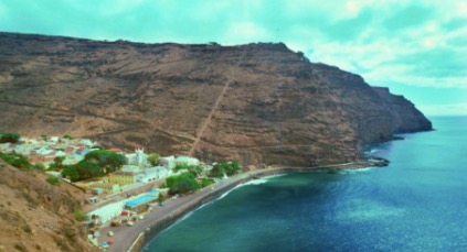 St. Helena Island (South Atlantic Ocean) -