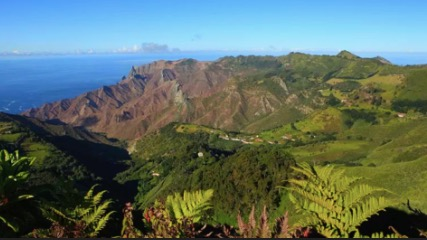 St. Helena is a remote island with a population of approximately 4,000 people. It is located approximately 1,000 miles off the coast of southwest Africa and is considered one of the world's most remote islands.