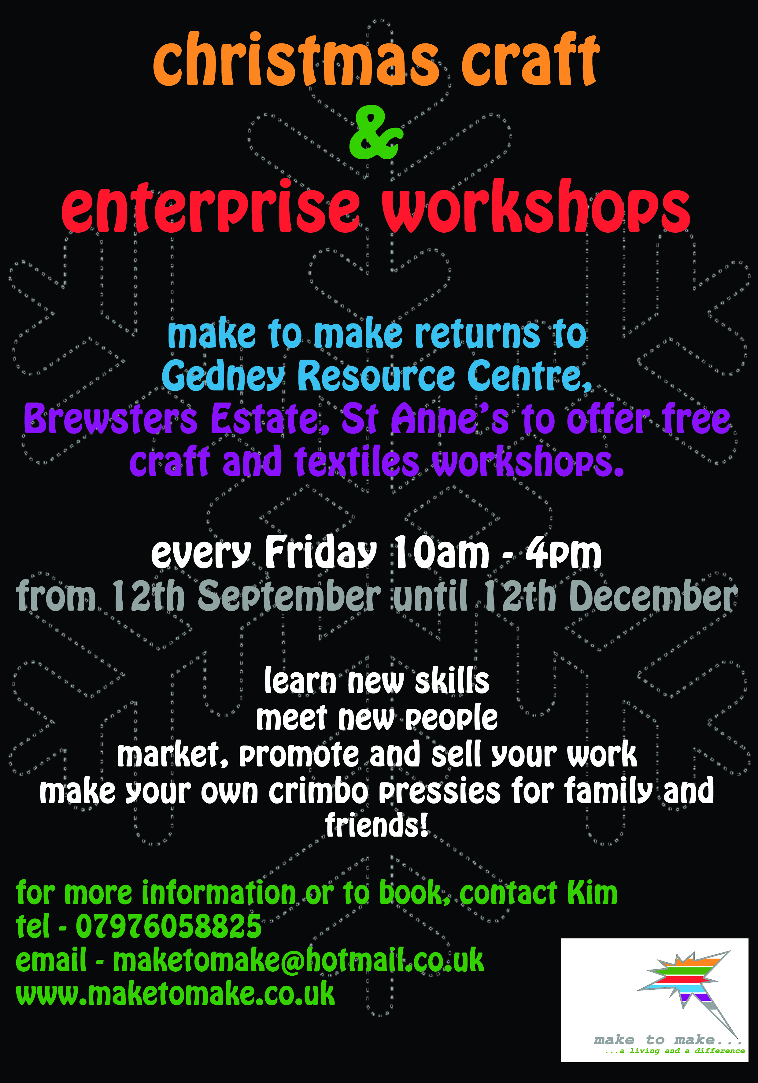 xmas craft and enterprise poster 2014 .jpg